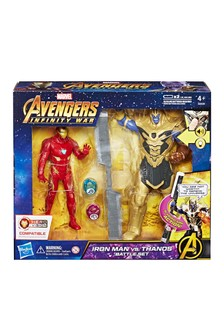 Marvel® Avengers: Infinity War Iron Man Vs. Thanos Battle Set