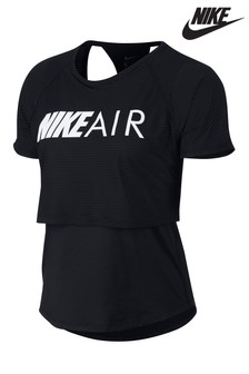 Nike Air Black Running Tee