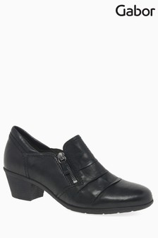 Gabor Black Sherbert Shoe