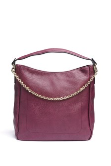 Hobo Bag With Removable Chain