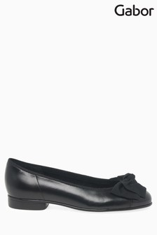 Gabor Black Amy Shoe