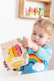 Le Toy Van Wooden Activity Cube