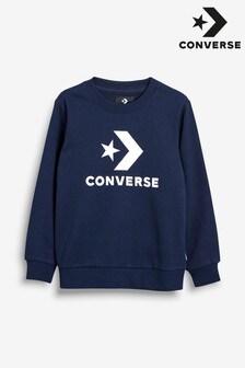 Converse Star Chevron Sweat Top