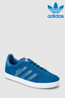 adidas Originals Blue Gazelle Youth