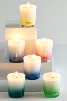 Set of 6 Ombre Candles