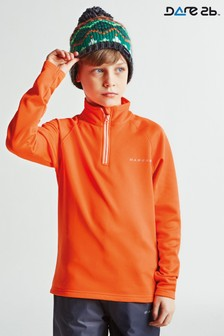 Dare 2b Ricochet Half Zip Orange Sweater