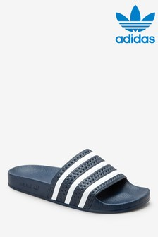adidas Originals Navy Adilette Sliders