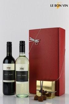 Le Bon Vin Bella Italia Italian Wine Pair