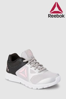 Reebok Run Grey/Black Rushrun Youth