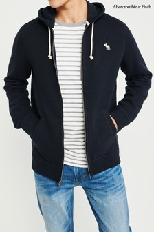 Abercrombie & Fitch Navy Sweat Top