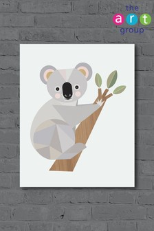 Koala by Little Design Haus Canvas