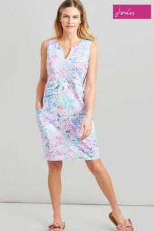 Joules Blue Elayna Shift Dress