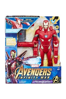 Marvel® Avengers: Infinity War Mission Tech Iron Man Figure