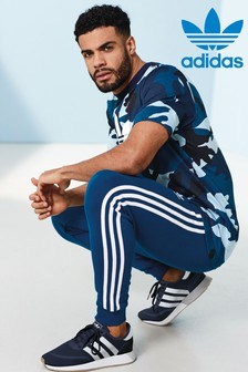adidas Originals Blue Camo Tee