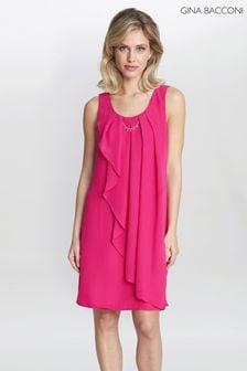 Jigsaw Pale Blue Molly Woven Pyjama Set 66c44719a