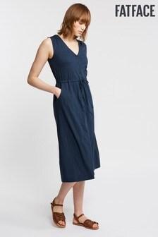 FatFace Heidi Jersey Midi Dress