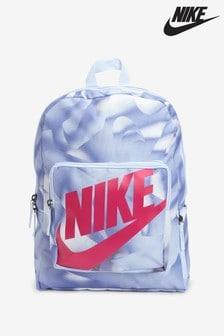 Nike Kids Purple Printed Backpack