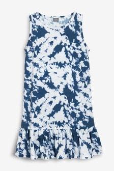 Tie Dye Dress (3-16yrs)