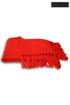 Chiltern Fringe Throw by Riva Home