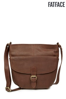 FatFace Chocolate Hetti Cross Body Bag