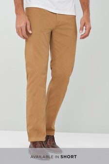 Stretch Five Pocket Trousers