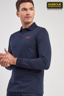 Barbour® International Long Sleeve Polo