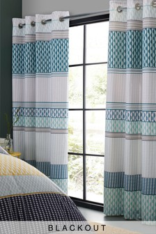 Bedroom Curtains | Eyelet & Blackout Bedroom Curtains | Next UK