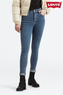 Levis Mile High Super Skinny Jean in Down To Mars