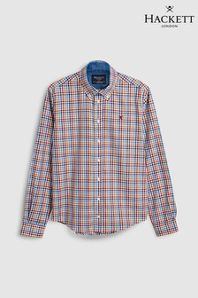 Hackett Kids Multicolour Check Shirt
