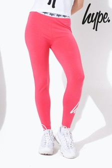 Hype. Pink Legging