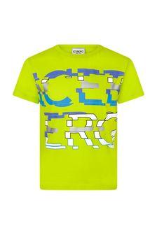 Ice Iceberg Boys Lime T-Shirt