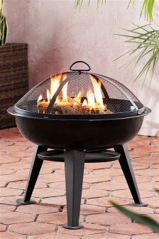 La Hacienda Pizza Fire Pit