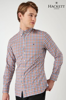 Hackett Multi Checked Shirt