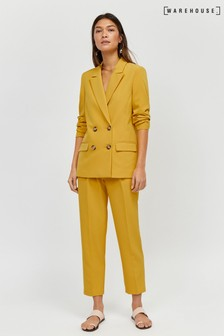 Warehouse Ochre Peg Trouser