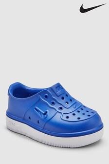 Nike Blue Foam Force Infant Sandals