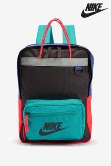 Nike Kids Grey Colourblock Tanjun Backpack
