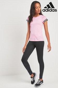 adidas Black/Pink Alphaskin Tight