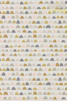 Scion Priya Blush Wallpaper