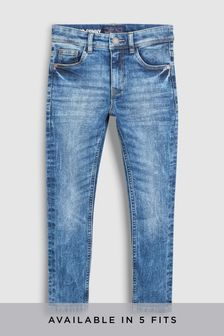 Five Pocket Super Skinny Fit Jeans (3-16yrs)