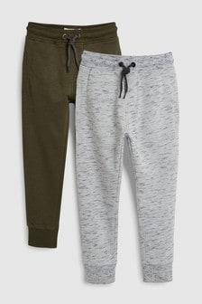Набор из двух пар спортивных штанов (3-16 лет)