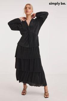 adidas Run Black FortaRun Junior & Youth