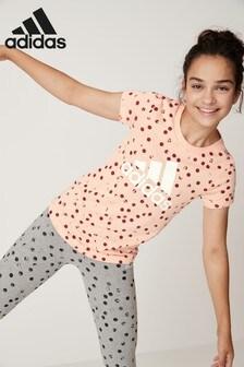 adidas Pink Spot T-Shirt
