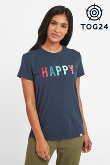 Tog 24 Blue Skylar Womens T-Shirt