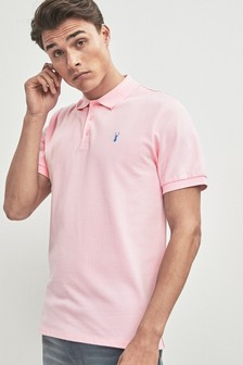 4fed33db2 Mens Polo Shirts | Plain, Striped & Printed Polo Shirts | Next UK