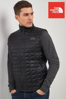 The North Face® Black Thermoball Vest