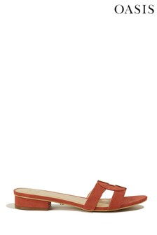 Oasis Soft Orange Formal Sliders