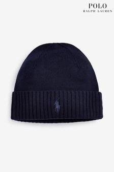 Polo Ralph Lauren Merino Wool Beanie Hat