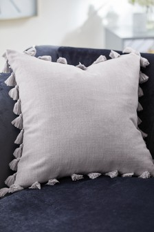 Tassel Edge Cushion