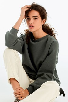Bow Side Sweatshirt