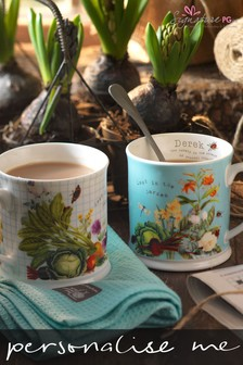 Personalised RHS Mug Set by Signature PG
